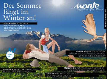 Monte Magazin 01